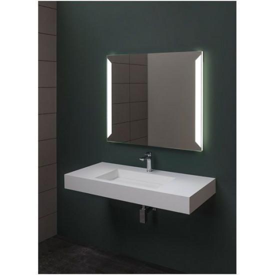Зеркало с подсветкой Aquanet Сорренто 10085 LED в интернет-магазине ROSESTAR фото