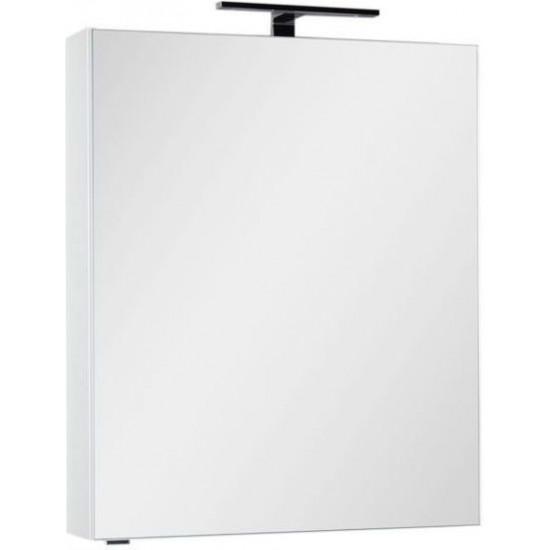 Зеркало-шкаф Aquanet Алвита 70 белый в интернет-магазине ROSESTAR фото