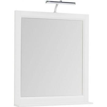 Зеркало Aquanet Денвер 80 белый