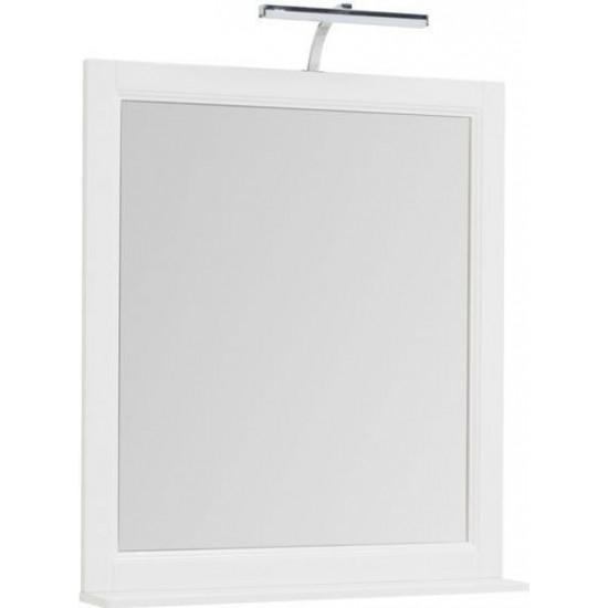 Зеркало Aquanet Денвер 80 белый в интернет-магазине ROSESTAR фото