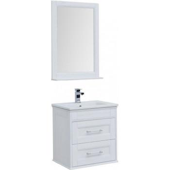 Комплект мебели для ванной Aquanet Бостон 60 ясень