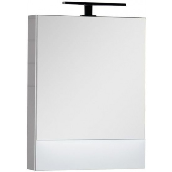 Зеркало-шкаф Aquanet Нота 50 белый в интернет-магазине ROSESTAR фото