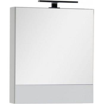 Зеркало-шкаф Aquanet Верона 58 белый