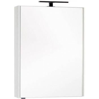 Зеркало-шкаф Aquanet Тулон 65 белый