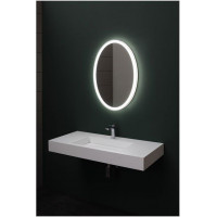 Зеркало с подсветкой Aquanet Комо 6085 LED