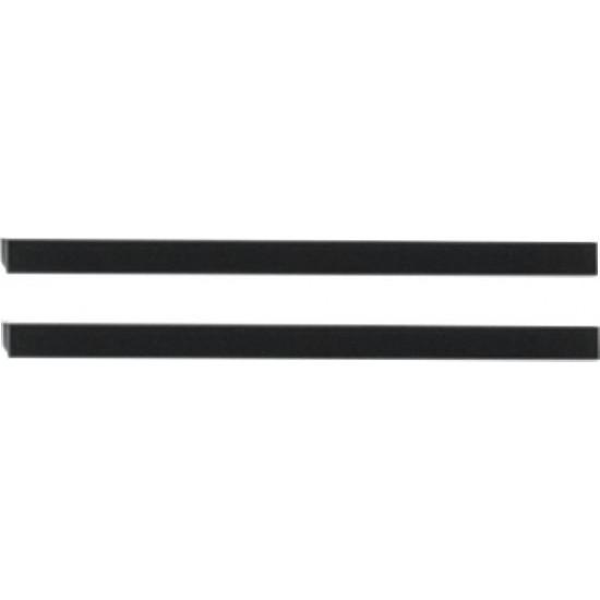 Ручки для мебели Aquanet Nova 192 черный, 2 шт в интернет-магазине ROSESTAR фото