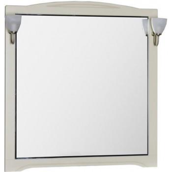 Зеркало Aquanet Луис 110 бежевый
