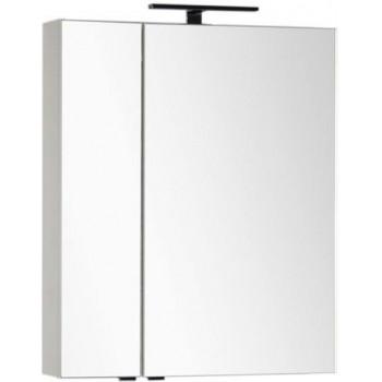 Зеркало-шкаф Aquanet Эвора 70 крем