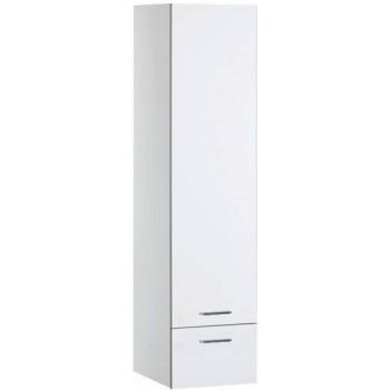 Шкаф-пенал для ванной Aquanet Верона 40 белый (подвесной)