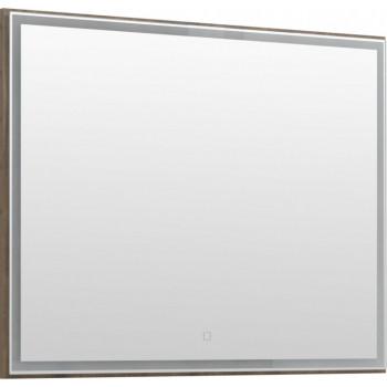 Зеркало Aquanet Nova Lite 100 дуб рустикальный LED