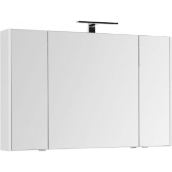 Зеркало-шкаф Aquanet Орлеан 120 белый