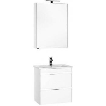 Комплект мебели для ванной Aquanet Тулон 65 белый