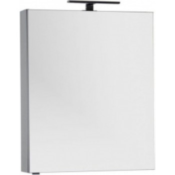 Зеркало-шкаф Aquanet Алвита 70 серый антрацит