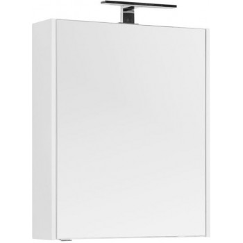 Зеркало-шкаф Aquanet Остин 65 белый