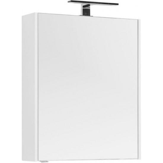 Зеркало-шкаф Aquanet Остин 65 белый в интернет-магазине ROSESTAR фото