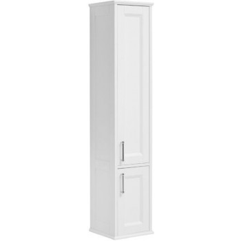Шкаф-пенал для ванной Aquanet Бостон М 36 белый