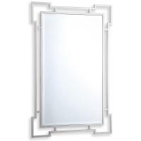 Зеркало в металлической раме Kitech