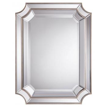 Зеркало в зеркальной раме с фацетом Liberty