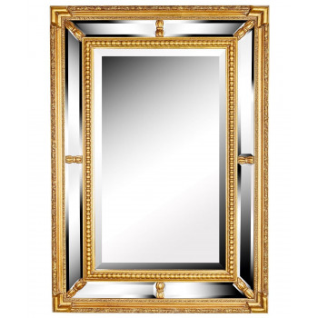 Зеркало в золотой раме Albert Gold