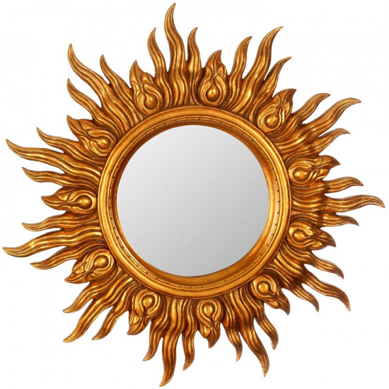 Зеркало солнце Alcor Gold в интернет-магазине ROSESTAR фото