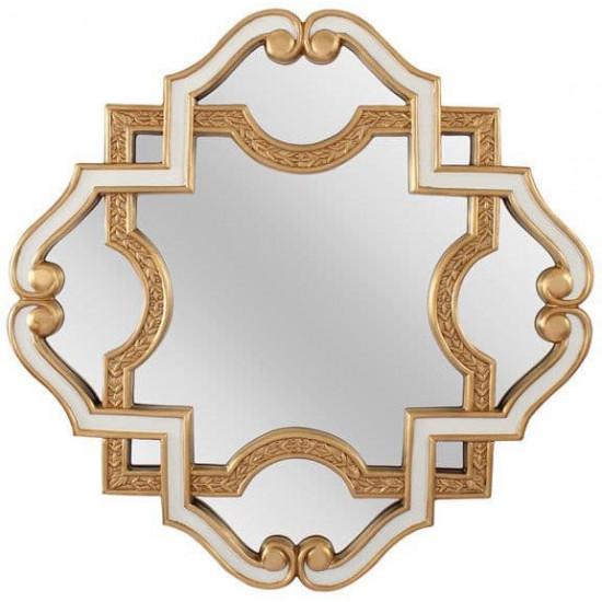 Зеркало в раме Antika White в интернет-магазине ROSESTAR фото