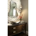 Зеркала в ванную без подсветки