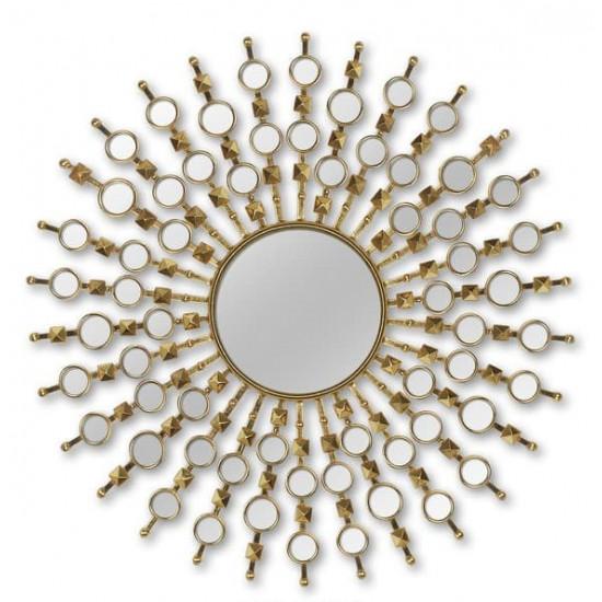 Зеркало солнце Bang Brass в интернет-магазине ROSESTAR фото
