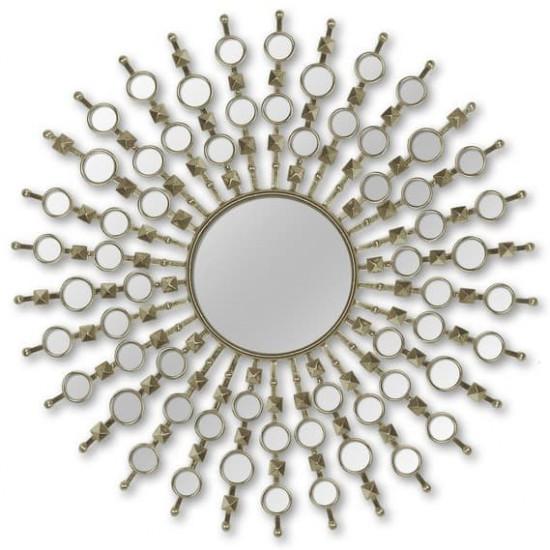 Зеркало солнце Bang Nickel в интернет-магазине ROSESTAR фото