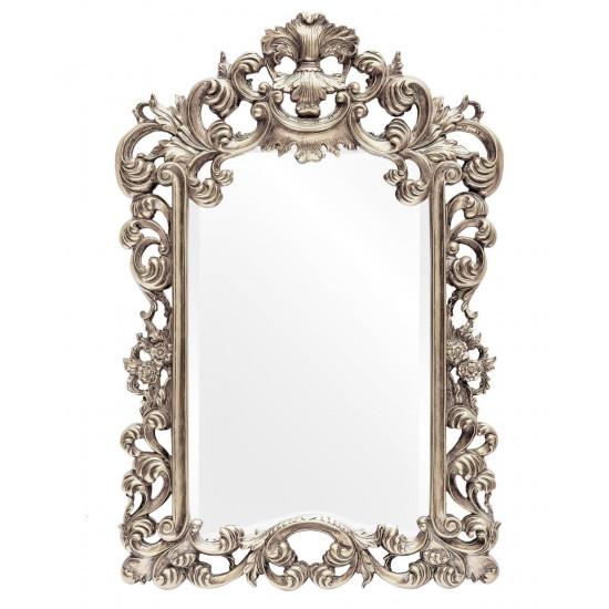 Зеркало в раме Bogeme Silver в интернет-магазине ROSESTAR картинка