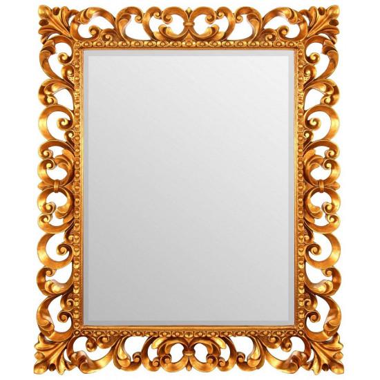 Зеркало в резной раме Bristol Gold  в интернет-магазине ROSESTAR картинка