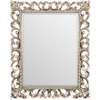 Зеркало в серебряной раме Bristol Silver