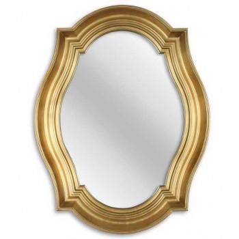Зеркало в золотой раме Casablanca Gold