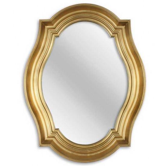 Зеркало в золотой раме Casablanca Gold в интернет-магазине ROSESTAR фото