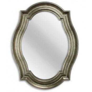 Зеркало в серебряной раме Casablanca Silver