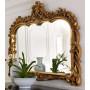 Зеркало в резной раме Eloise в интерьере в интернет-магазине ROSESTAR фото