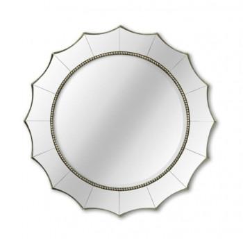 Круглое зеркало в раме Falcon
