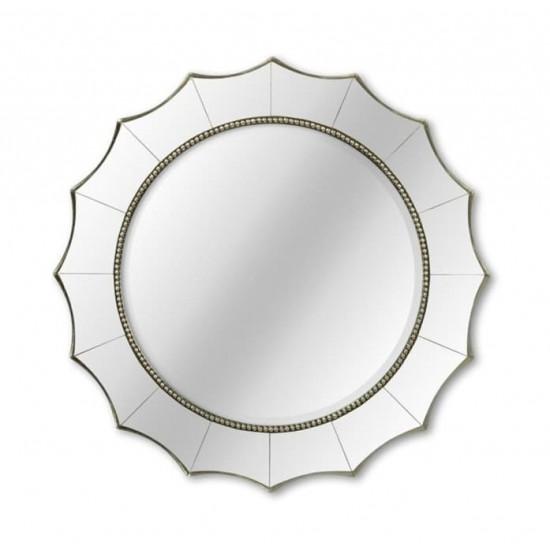 Круглое зеркало в раме Falcon в интернет-магазине ROSESTAR картинка