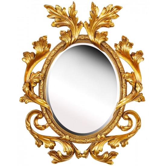 Зеркало в золотой раме Glory Gold