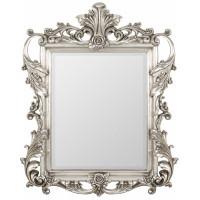 Зеркало в серебряной раме Juno Silver
