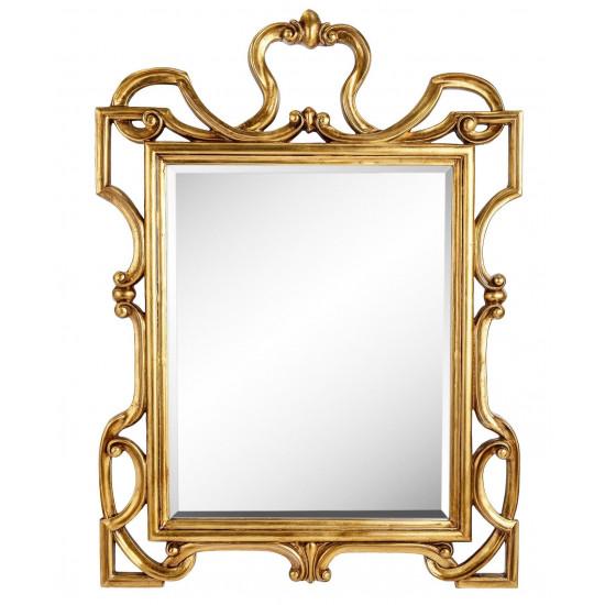 Зеркало в золотой раме King Gold в интернет-магазине ROSESTAR фото