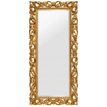 Зеркало в полный рост в золотой раме Kingsley Gold