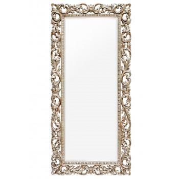 Зеркало в полный рост в серебряной раме Kingsley Silver