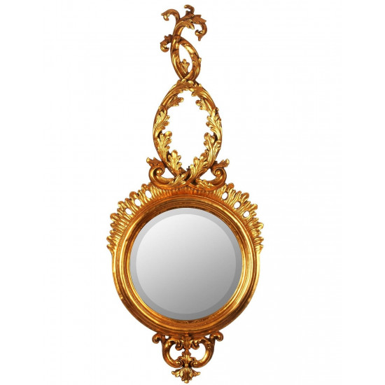 Зеркало в золотой раме Liana Gold в интернет-магазине ROSESTAR фото