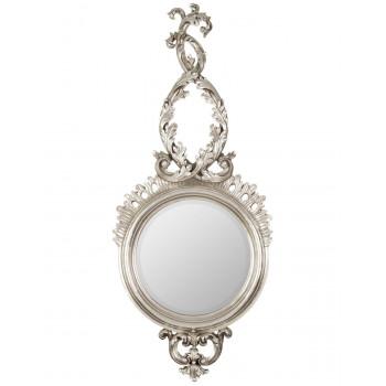 Зеркало в серебряной раме Liana Silver