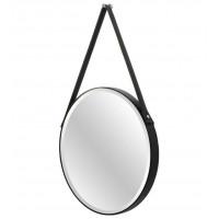 Зеркало на ремне круглое Loft