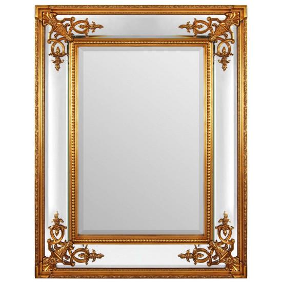 Зеркало в золотой раме Lord Gold в интернет-магазине ROSESTAR фото