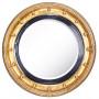 Круглое зеркало в раме Olimp в интернет-магазине ROSESTAR фото