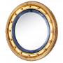Круглое зеркало в раме Olimp в интернет-магазине ROSESTAR фото 1