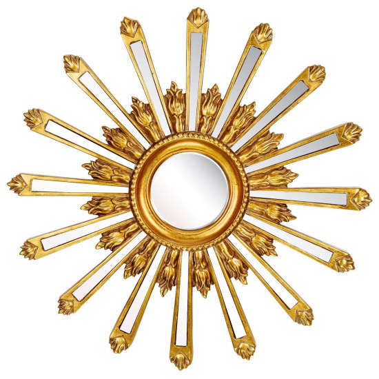 Зеркало солнце Orion Gold в интернет-магазине ROSESTAR фото