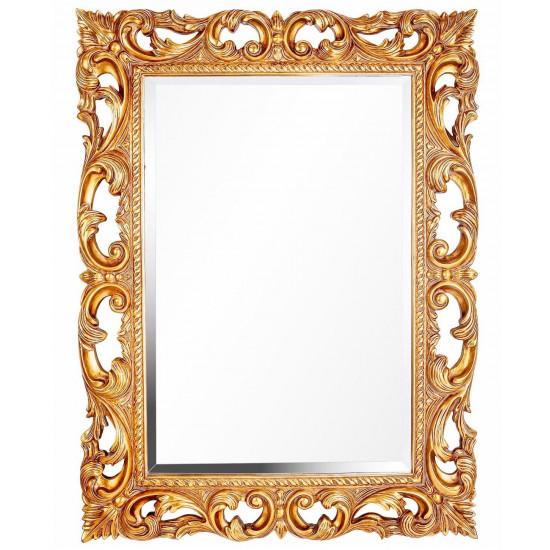 Зеркало в золотой раме Oxford Gold в интернет-магазине ROSESTAR фото